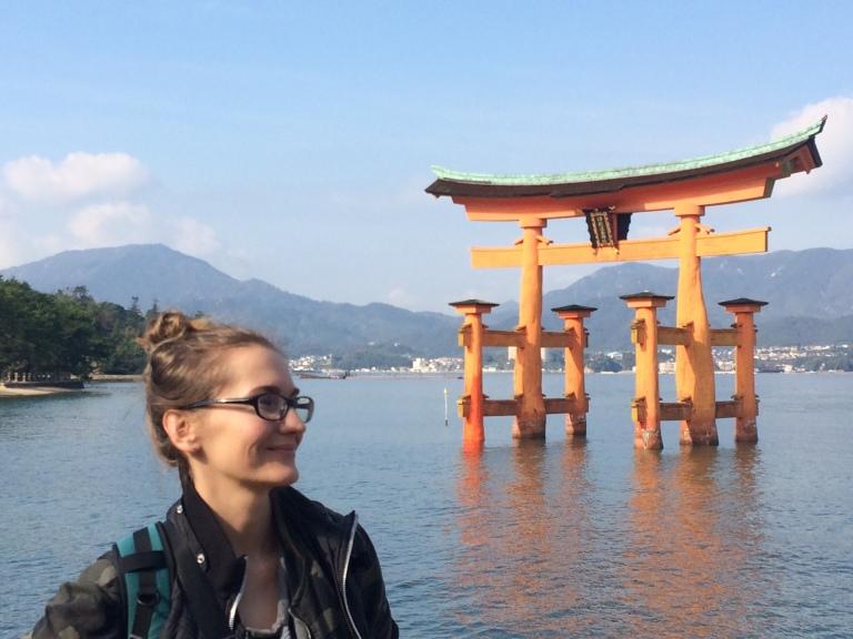 Wielka Torii Japonia
