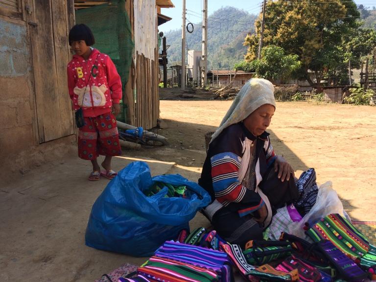 Plemiona Gorskie Tajlandia